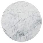 Italian white Marble top