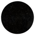 Black Granite top